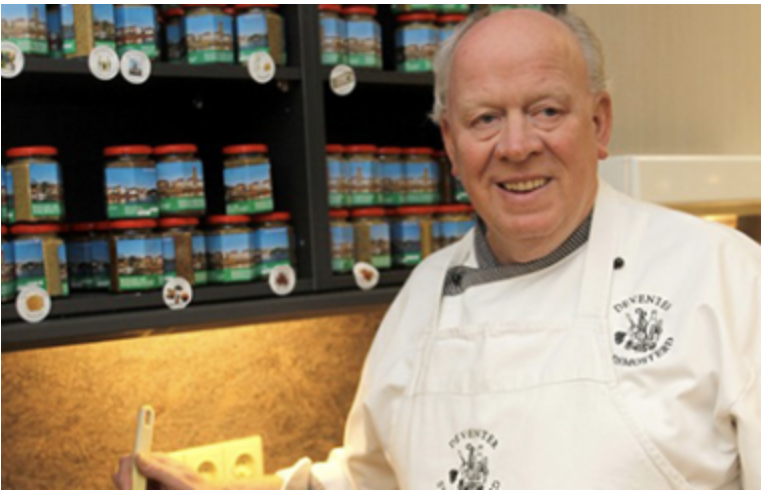 oud-kok Willem de Witte